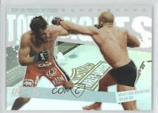 2009 Topps UFC Round 1 Top 10 Fights of 2008 #TT24 Georges St-Pierre Jon Fitch