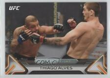 2016 Topps UFC Knockout #32 Thiago Alves RC Rookie MMA Card