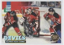 1994 Topps Stadium Club Super Redemption Redeemed 13 New Jersey Devils Team Card