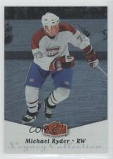 2006 Flair Showcase Legacy Collection #136 Michael Ryder Montreal Canadiens Card