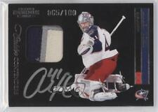 2011-12 Panini Playoff Contenders 214 Allen York Columbus Blue Jackets Auto Card