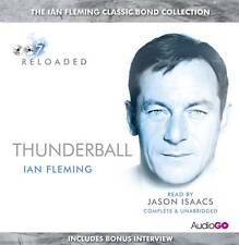 Thunderball by Ian Fleming (CD-Audio, 2012)