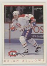 1993-94 O-Pee-Chee Montreal Canadiens Hockey Fest #60 Brian Bellows Card