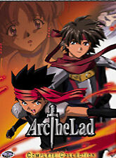 Arc the Lad - The Complete Collection, Very Good DVD, Steve Blum, Brianne Brozey