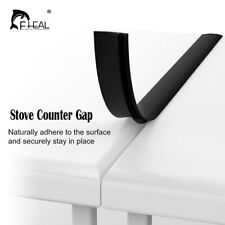 FHEAL® 1pc Flexible Silicone Stove Counter Gap Cover Silicone Gap Sealing Covers