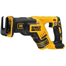 DEWALT DCS367B 20V MAX XR Compact Reciprocating Saw (Bare Tool) (New From Kit)