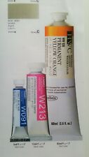Holbein Artists' Watercolor Paint 60ml × 1 Tubes  - Assorted 43 Color Types
