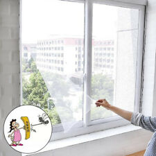 Anti-insect fly bug mosquito door window curtain net mesh screen protector cool>