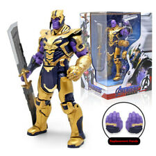 "Armored Thanos 2019 Avengers: Endgame Marvel 8"" Action Figure Toy Collection"