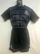 Mexico Home Black Soccer Jersey 2019 Gold Cup