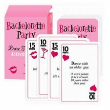Fun Bachelorette Party Dare Cards Girls Night Out Hen Party Decoration Game