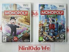Monopoly Game Series (Wii) Multi Listing - COMPLETE - NEAR MINT - FAST POST