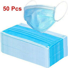 50PCS Face cover Mouth Respirator Anti Saliva FAST SHIPPING