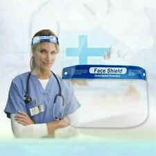 Safety Full Face Shield Anti-fog Work Industry Medical Lab Protective Shield CE