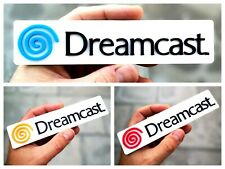 Sega Dreamcast logo shelf sign/fridge magnet - Retro Video Games Logo