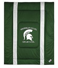 MICHIGAN STATE SPARTANS Comforter Twin Full/Queen LR/SL