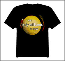 The Andy Williams tv show t shirt Black
