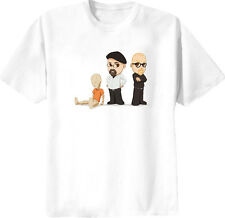 Mythbusters Jamie Adam Buster TV Show T Shirt White