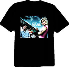Veronica Mars Kristen Bell TV Show T Shirt Black