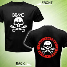 Hot Black Rebel Motorcycle Club Band Music BRMC T Shirt