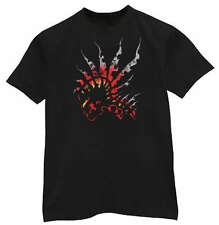 * BIG & and TALL * Mohawk Punk Rock Tee Shirt T-shirt