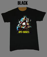 Army Of Darkness Evil Dead funny horror movie T Shirt