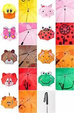 KIDS' Animal Series Shield UMBRELLA - 9 Styles (UCH168)