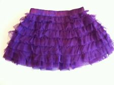 NWT GAP Tiered Tulle Skirt Tutu Purple NEW 18-24 Months --Retail $29.50 Last One