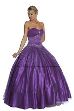 QUINCEANERA DRESS MASQUERADE THEME PARTY MILITARY BALL GOWN SWEET 16 15 PAGEANT