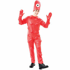 Adult Mens Kids TV Show Yo Gabba Gabba! Muno Costume