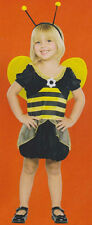 LI'L HONEYBEE COSTUME 2T 12-18 Months Toddler Infant Baby Girls Little Wings Bee