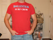 NWT Hollister by Abercrombie Men's Muscle Tee Large & Med Brand New From Store!