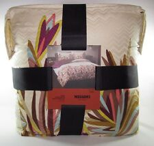 Missoni for Target Creeping Floral Comforter & Sham Set Full/Queen or King New