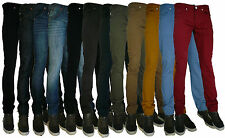 MENS ZICO SKINNY SLIM FIT DENIM JEANS 28 30 32 34 36 38 40