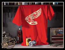 Metro Racing Honda Vintage Motorcycle Men's T Shirt