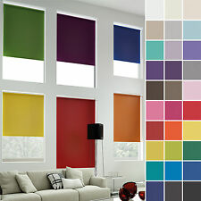 NEW Made to Measure Roller Blinds Vitra Thermal Blackout Collection FastDelivery