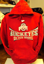 NEW OHIO STATE RED BIG / TALL MAN'S HOODIE HOODY HOODED SWEAT SHIRT