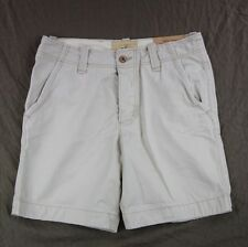 Hollister Mens Sunset Cliffs Shorts Casual High Tide Fit Navy Stone NWT