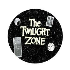 TWILIGHT ZONE MAGNET MIRROR PIN BACK BUTTON YOU CHOOSE. NOVELTY COLLECTIBLE