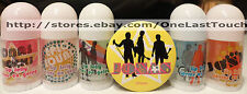JONAS BROTHERS Mini Lip Jelly/Gloss + Pin~YOU CHOOSE ITEM~DISNEY CHANNEL