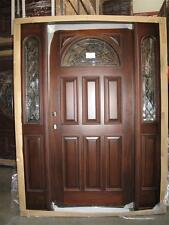 Solid Wood Cherry Front Unit Pre-hung &Finished TCH7104-GL30 5/0 X 6/8 1D2SL