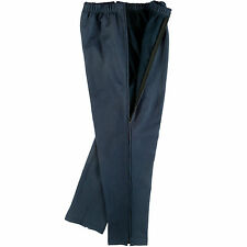 Adaptive Fleece Pants Full Length Side Zippers- Opens and Separates Fully-Unisex