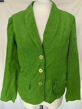Adini 21 wale cord 100% cotton jacket lined body semi fitted 2 front pockets