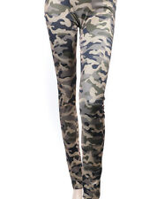 'Sexy Legs' Camouflage Fashion Leggings (L0624)