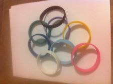 """""""The Big Kahuna"""" Silicone Rubber Bracelet Wristband Different Colors Surf Hawaii"""