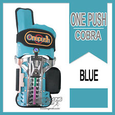 Lock-on One Push Bowling Wrist Support / glove / cobra