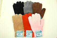 U Pick1 Brand New Nice Warm Chenille Stretch Gloves With Fur Fit Any Size Winter
