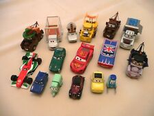 Disney Store Cars 2 Diecast Cars New Loose Scale 1:43