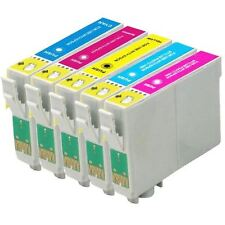 5 Colour Ink Cartridges non-OEM to replace T0802, T0803, T0804, T0805, T0806