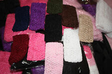 2.5 Inch Crochet Headband - You Choose Colour! CRM0029